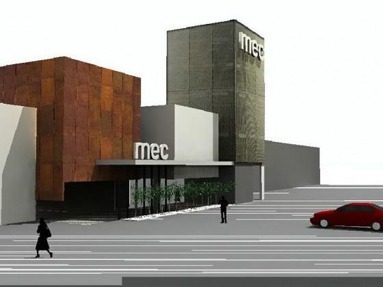 Showroom y oficinas MEC en Alcobendas