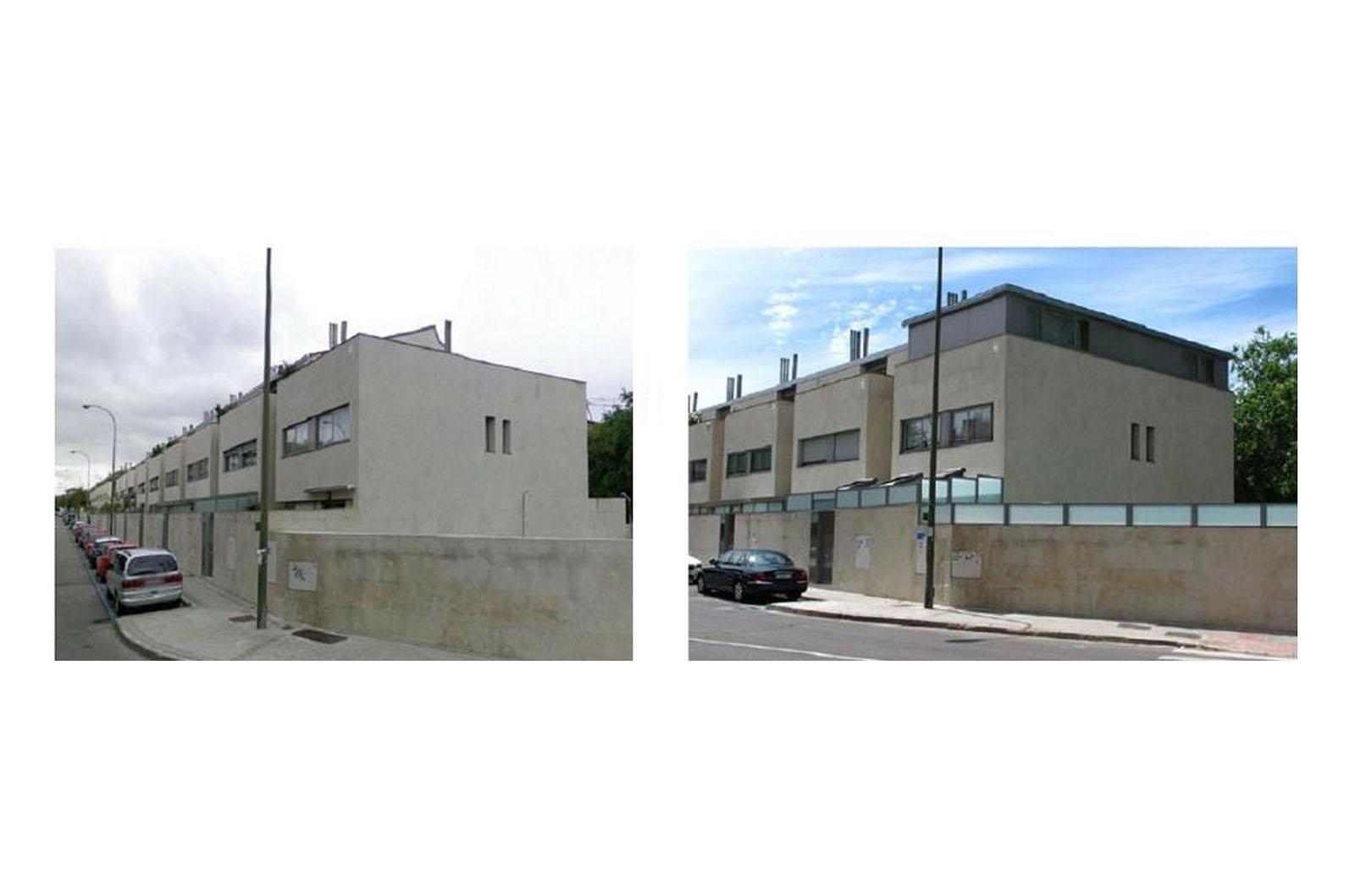 Ampliación de vivienda en Madrid