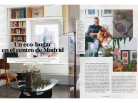 """PUBLICACIÓN EN EL """"YO DONA"""" ( Diario El Mundo)"""